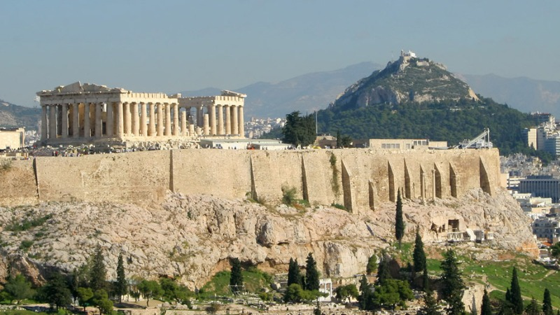 Tarriance in Athens, Greece: My 6 Hours