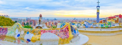 Barcelona, Spain: Through my Specs
